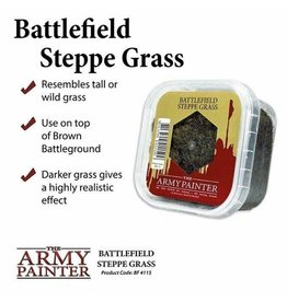 The Army Painter Battlefield: Static (Steppe Grass)
