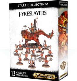 Games Workshop Start Collecting: Fyreslayers