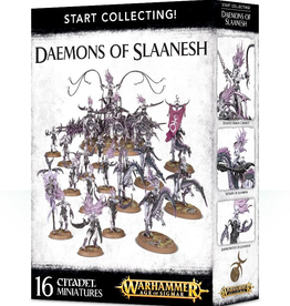 Games Workshop Start Collecting: Daemons of Slaanesh