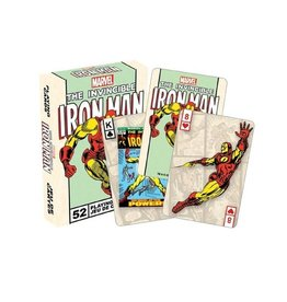 The Invincible Iron Man Deck of Cards