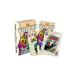 Marvel: Villains Deck of Cards