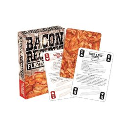 Bacon Recipes Deck of Cards