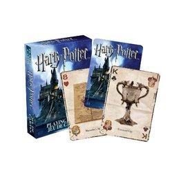 Harry Potter: Hogwarts Castle Deck of Cards