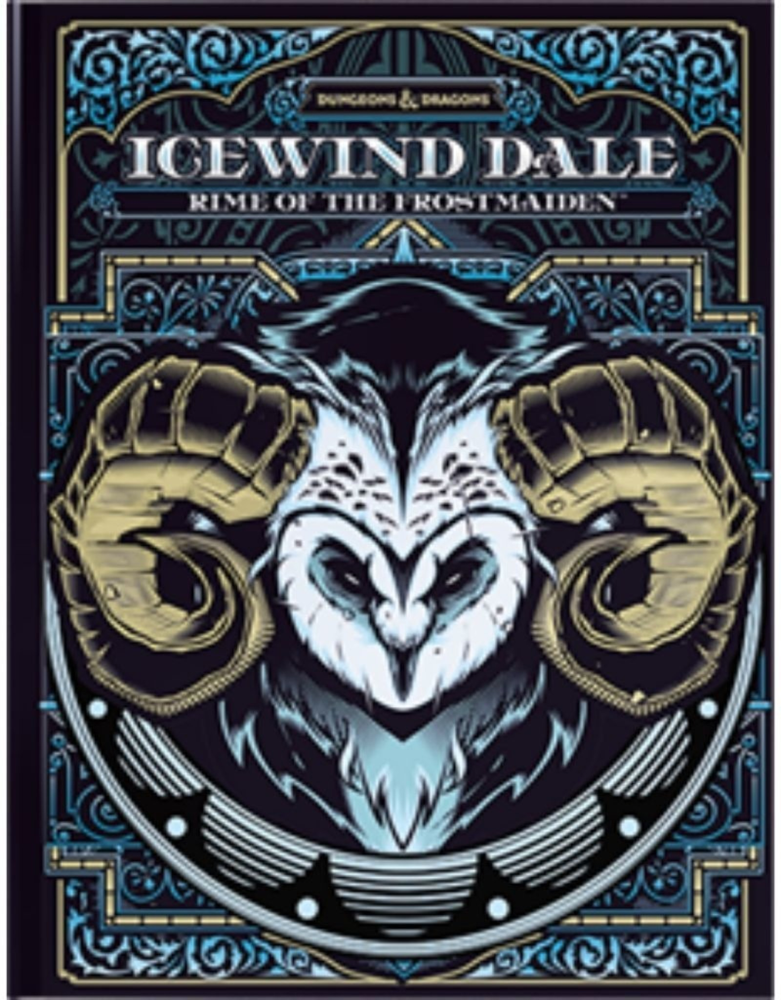 Wizards of the Coast Icewind Dale: Rime of the Frostmaiden (Ltd)