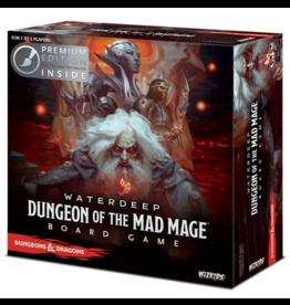 WizKids Waterdeep: Dungeon of the Mad Mage (Premium)