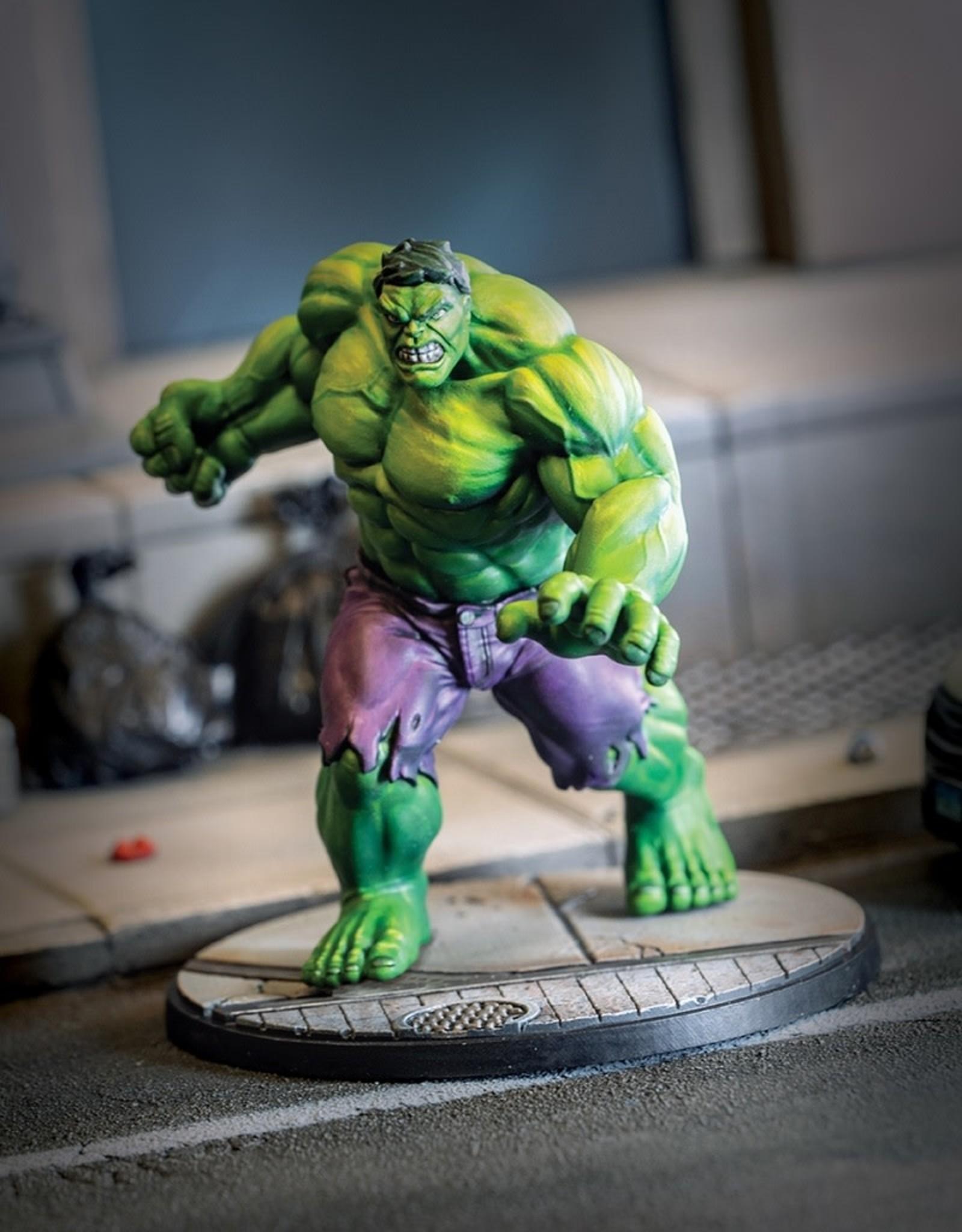 Marvel Crisis Protocol (Hulk)
