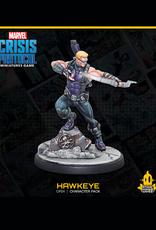 Marvel Crisis Protocol (Hawkeye and Black Widow)