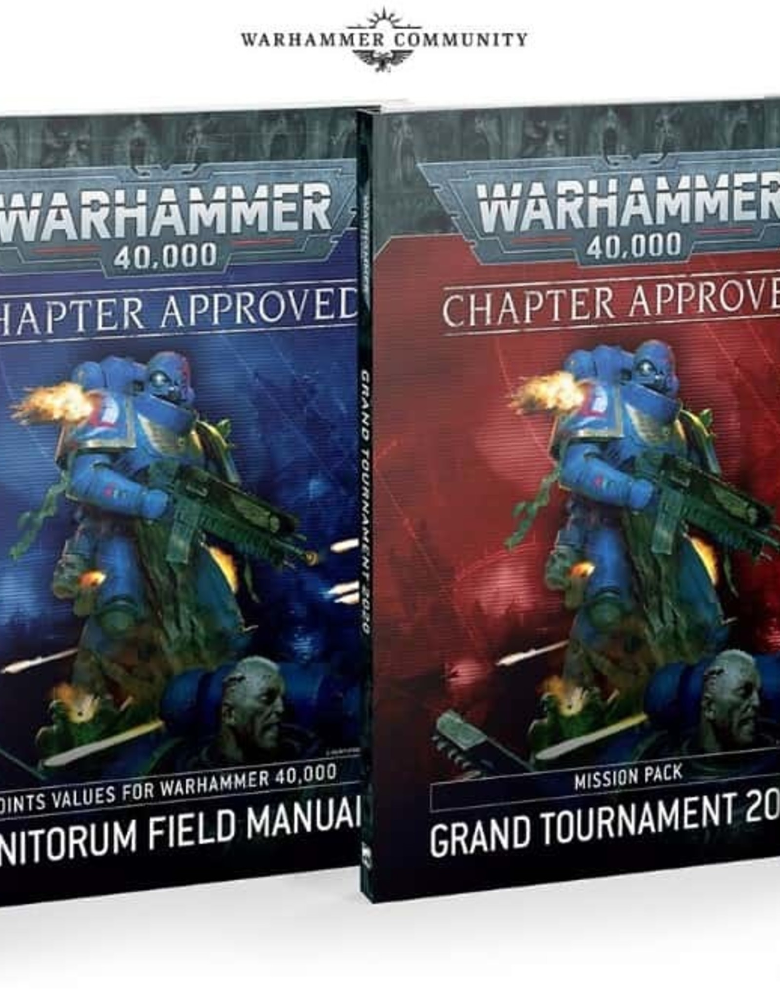 Games Workshop Chapter Approved: Grand Tournament 2020