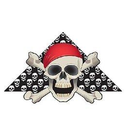 """Skull & Bones 54"""" Kite"""