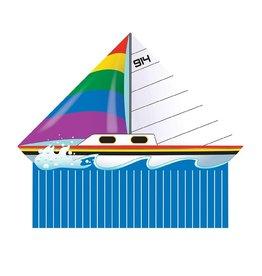 """Sailboat 54"""" Kite"""