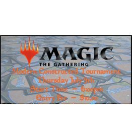 Wizards of the Coast Magic the Gathering Modern Tournament