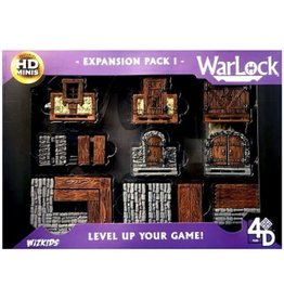 WizKids WarLock Tiles: Expansion Box I