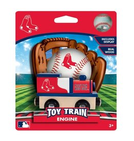 Masterpieces Puzzles & Games Toy Train Locomotive - Boston Red Sox