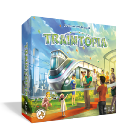 Board & Dice Games Traintopia