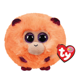 Ty Puffies (Coconut, Monkey)