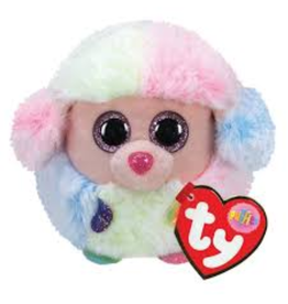 Ty Puffies (Rainbow, Poodle)
