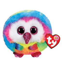 Ty Puffies (Owen, Owl)