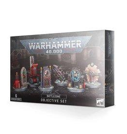 Games Workshop Battlezone Objective Set