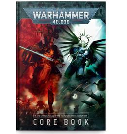 Games Workshop Warhammer 40,000 Core Book (9th Ed.)