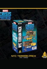 Marvel Crisis Protocol (NYC Terrain)
