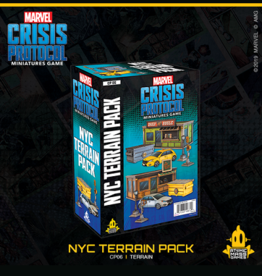 Atomic Mass Games Marvel Crisis Protocol (NYC Terrain)