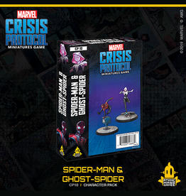 Marvel Crisis Protocol (Spider-Man & Ghost-Spider)