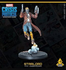 Atomic Mass Games Marvel Crisis Protocol (Star-Lord)