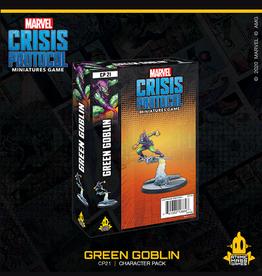Atomic Mass Games Marvel Crisis Protocol (Green Goblin)