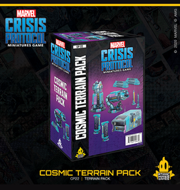 Atomic Mass Games Marvel Crisis Protocol (Cosmic Terrain)