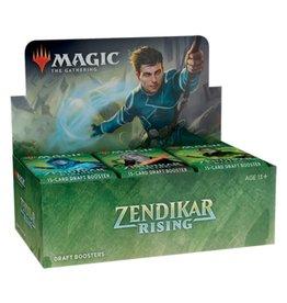 Wizards of the Coast Zendikar Rising - Draft Booster Display