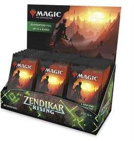 Wizards of the Coast Zendikar Rising - Set Booster Display