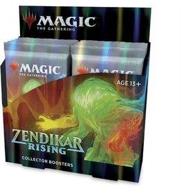 Wizards of the Coast Zendikar Rising - Collector Booster Display