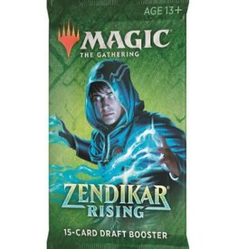 Wizards of the Coast Draft Booster - Zendikar Rising