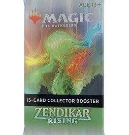 Wizards of the Coast Collector Booster - Zendikar Rising