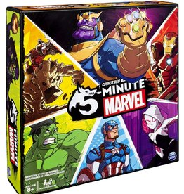 Board & Dice Games 5 Minute Marvel