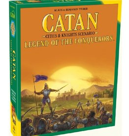 Catan (Cities & Knights - Legend of the Conquerors)