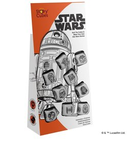 Rory's Story Cubes Rory's Story Cubes (Star Wars)