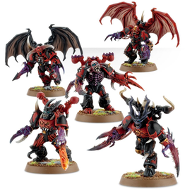 Games Workshop Chaos Space Marines Possessed