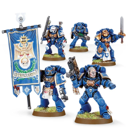 Games Workshop Space Marines Command Squad