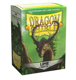 Dragon Shield (Matte Lime)