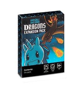 TEETURTLE Unstable Unicorns: Dragons Expansion