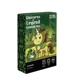 TEETURTLE Unstable Unicorns: Unicorns of Legend Expansion