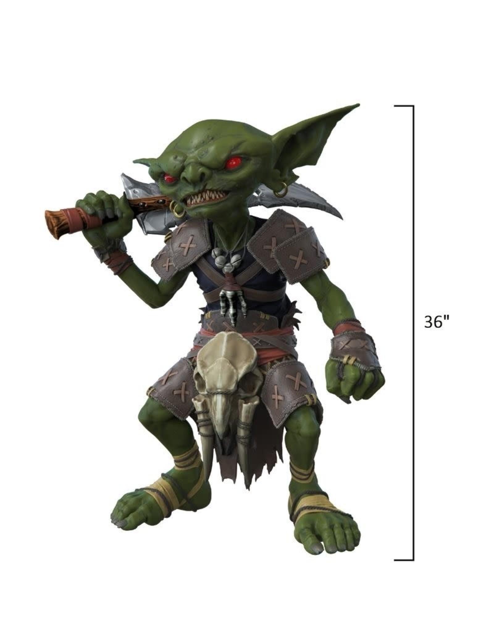 WizKids Pathfinder Foam Replica: Life Sized Goblin