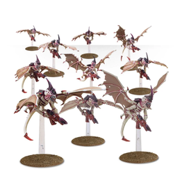 Games Workshop Tyranid Gargolye Brood