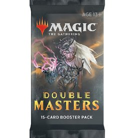 Wizards of the Coast Booster Pack (Double Masters)
