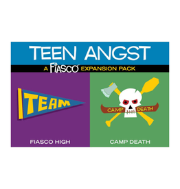 Bully Pulpit Games Fiasco: Teen Angst