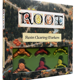 Root (Resin Clearing Markers)