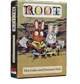 Root (The Exiles and Partisans Deck)