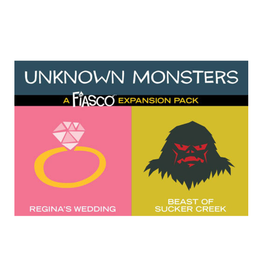 Bully Pulpit Games Fiasco: Unknown Monsters