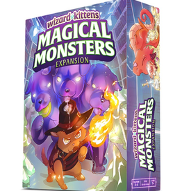 Magpie Games Wizard Kittens: Magical Monsters